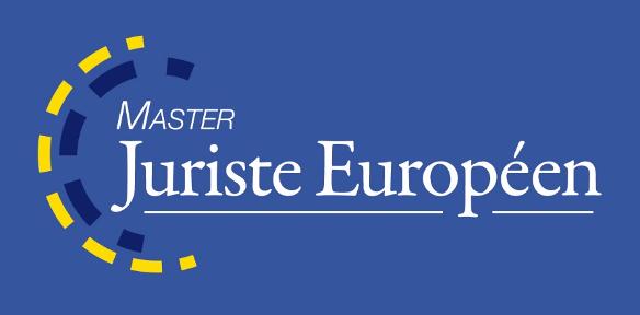 Master Juriste européen