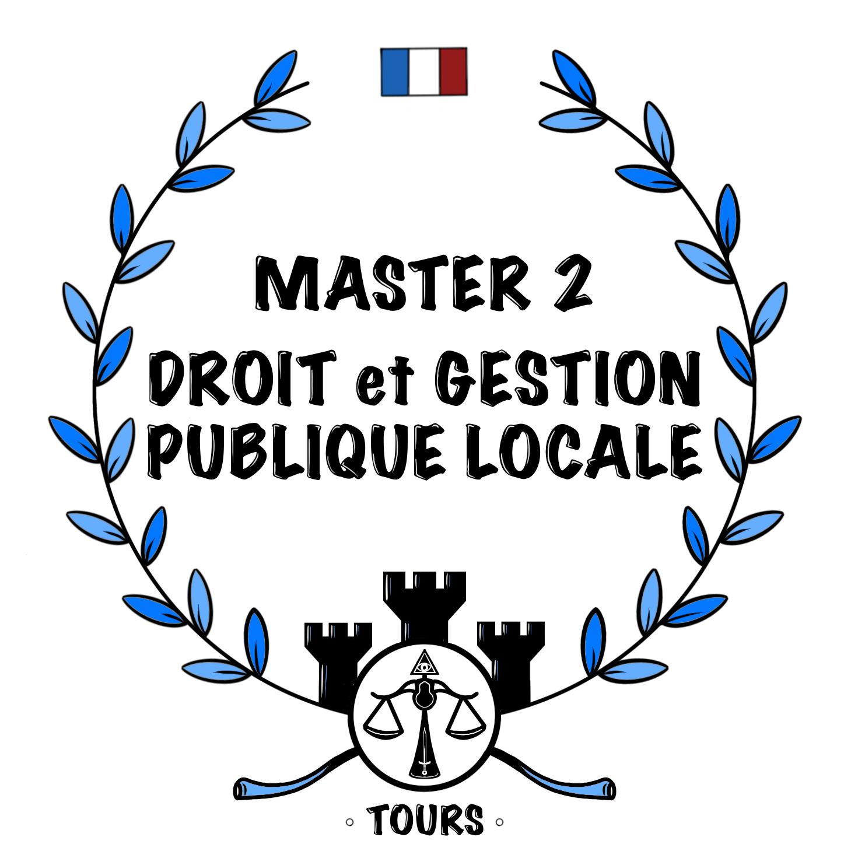 Master 2 Droit et gestion publique locale - Tours